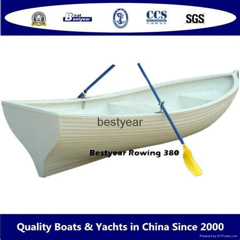 rowing boat manufacturers uk fiberglass rowing boat 380 rowing 380 bestyear china