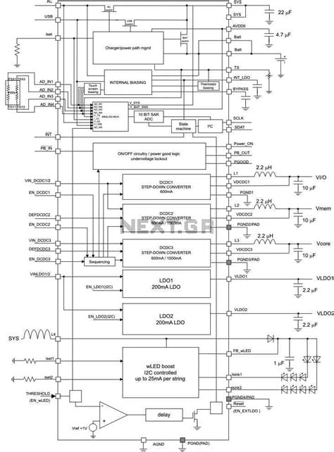 power management integrated circuit delay circuit page 8 meter counter circuits next gr