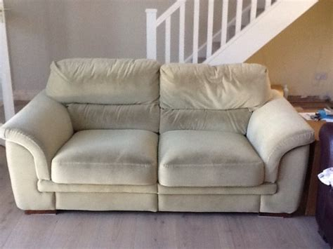 foot rest couch 2 seater storage sofa and foot rest for sale in cabinteely