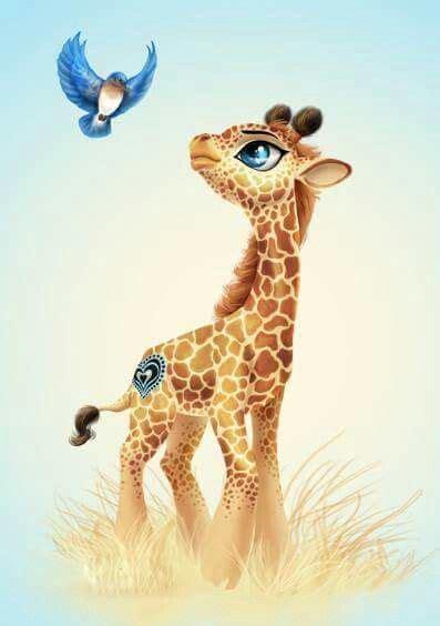 jirafas imagenes lindas m 225 s de 25 ideas incre 237 bles sobre jirafa caricatura en