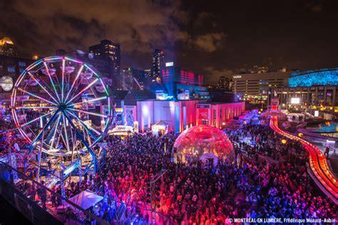 montreal festival of lights montreal en lumiere frederique menard aubin