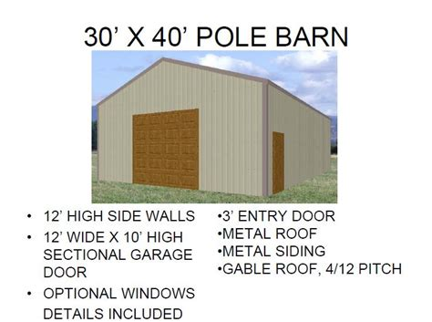 Wick Homes Floor Plans by Free Pole Barn Plans Pole Barn Garage Plans And Blueprints