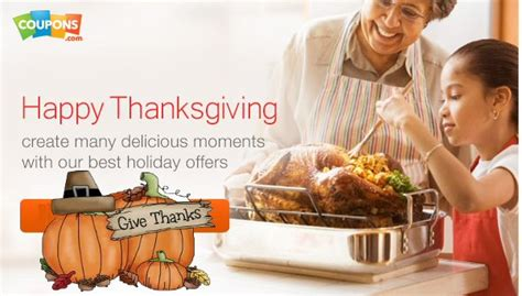 printable thanksgiving grocery coupons printable coupons for thanksgiving from coupons com