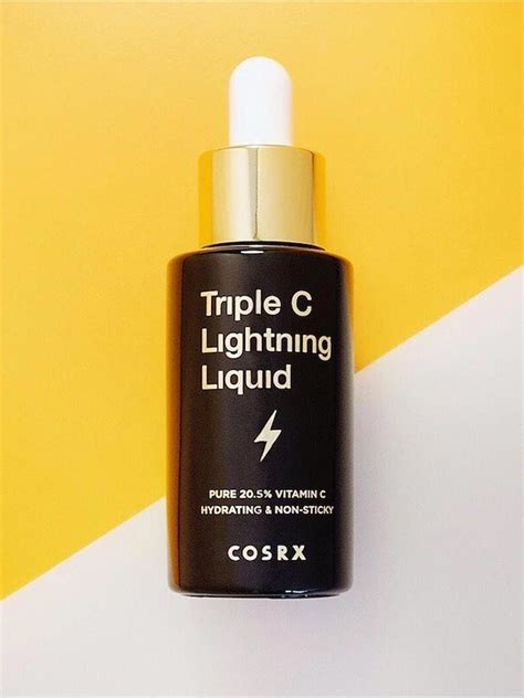 Serum Cosrx the soko glam x cosrx c lightning liquid serum is