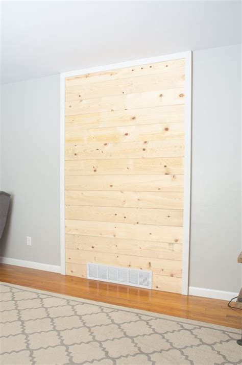 Large Shiplap Wall 73 Best Images About Accent Wall On Fireplaces