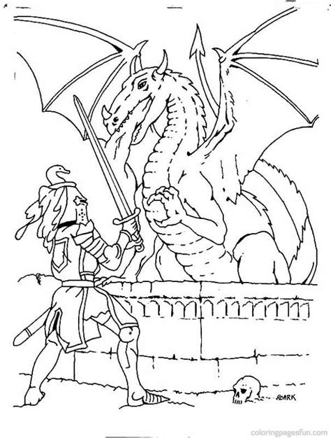 printable coloring pages knights knights coloring page coloring home