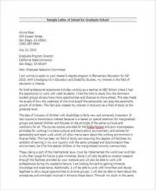 Acceptance Letter For Masters Program Letter Of Intent Graduate School Pdf Docoments Ojazlink