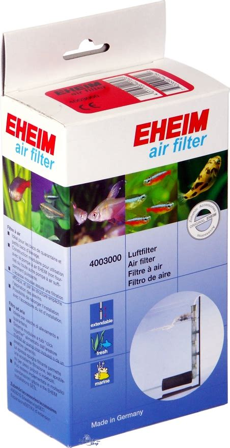 Jual Lu T5 Aquascape eheim air filter luftfilter