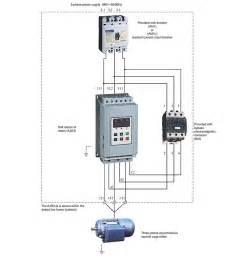 soft start motor starter wiring diagram get free image about wiring diagram