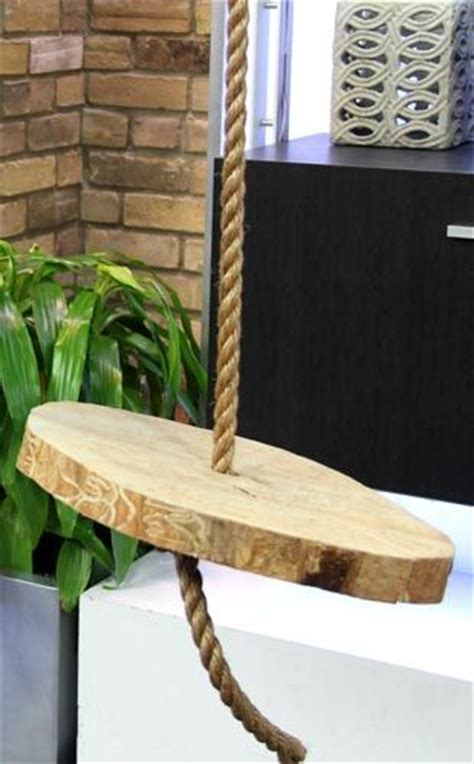 tree trunk swing tree trunk tire swing for the home pinterest