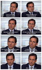 michael tricks yours mind on the office