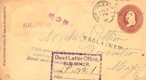 Dead Letter Office Australia