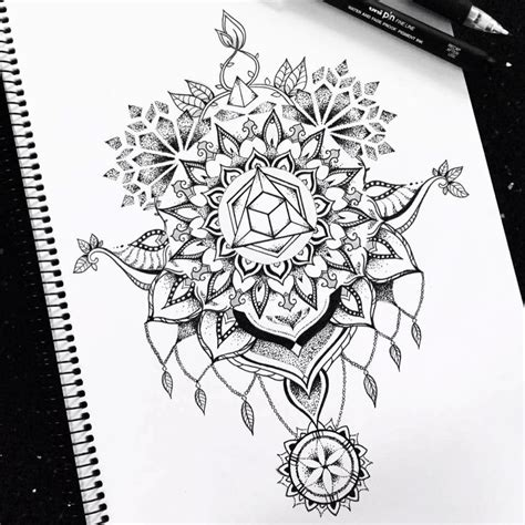 sacred geometry tattoo designs sacred geometry neck back design on behance