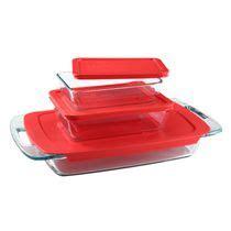 Pyrex 3 9l Oblong Dish corningware 174 white 174 7 set walmart ca
