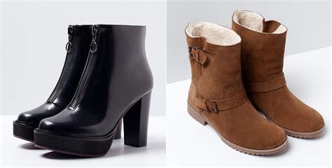 imagenes botas otoño invierno 2015 calzado bershka oto 241 o invierno 2014 2015
