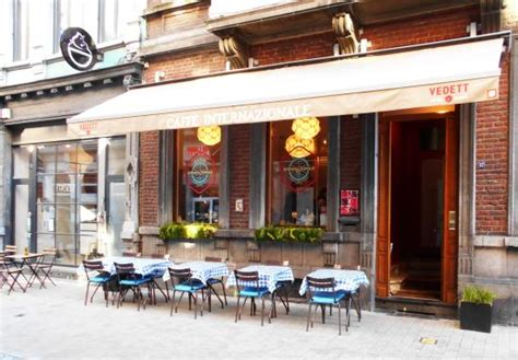 Photo0 Jpg Picture Of Cafe Internazionale Liege
