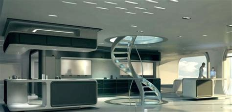 futuristic home interior futuristic house design on oblivion futuristic house