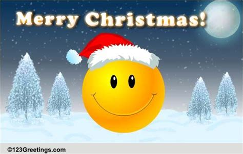 christmas friendship smiley hugs  humor pranks ecards