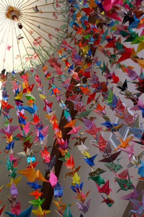 1000 Origami Cranes - sadako and the thousand paper cranes statue image search