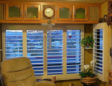 window coverings for rv 1000 ideas about rv curtains on motorhome