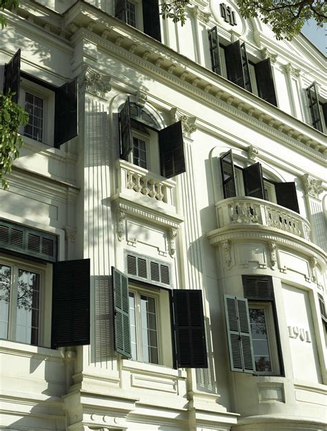 french colonial architecture hotel sofitel legend metropole hanoi french colonial