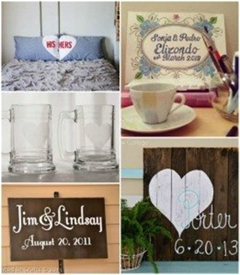 Handmade Bridesmaid Gifts - 25 unique handmade wedding gifts mad in crafts
