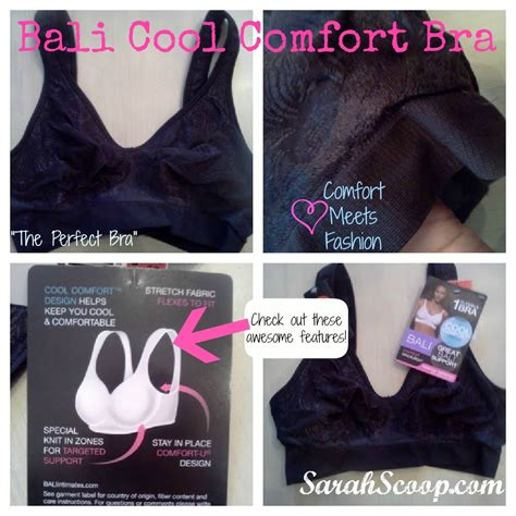 Bali Intimates Bra Giveaway - bali giveaway the wow factor book 2 bras sarah scoop