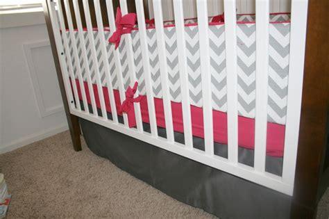 Custom Crib Bumper by Chevron Custom Crib Bumper Boy Or You Details