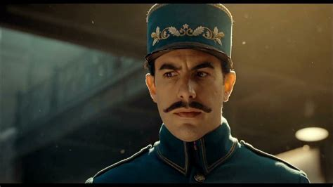 Hugo De by Sacha Baron Cohen As The Station Inspector In Hugo Cultjer