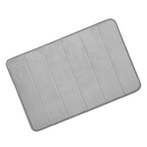 Absorbent Bath Mat by Microfibre Soft Absorbent Memory Foam Bathroom Bath Mat
