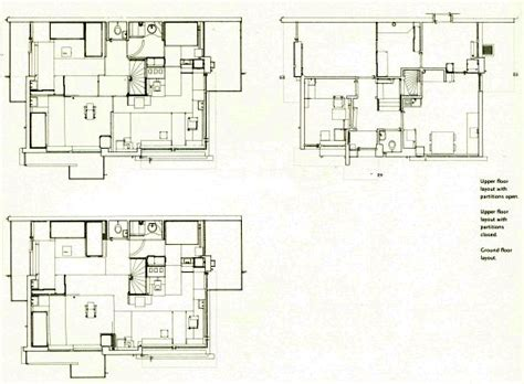 the gallery for gt rietveld schroder house plan schroder house plans the gallery for gt rietveld