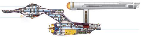 uss enterprise floor plan u s s enterprise ncc 1701 cross section cutaway specs