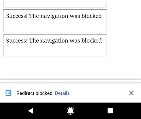 google images redirect notice 2017 google chromeがもっと使える子に 鬱陶しいリダイレクトやウィンドウをブロックへ ギズモード ジャパン