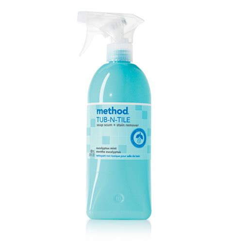 Bathtub Cleaner Reviews by Method Tub Tile Bathroom Cleaner Shespeaks Reviews