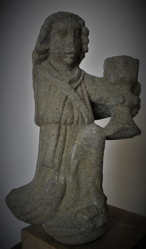 Angel Sculptures by Late Medieval Stone Sculpture Angel Archive