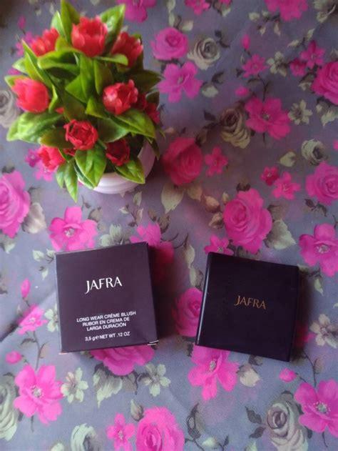 Jafra Creme Blush On Lisptik Blush On Eye Shadow review jafra wear cr 232 me blush til cantik