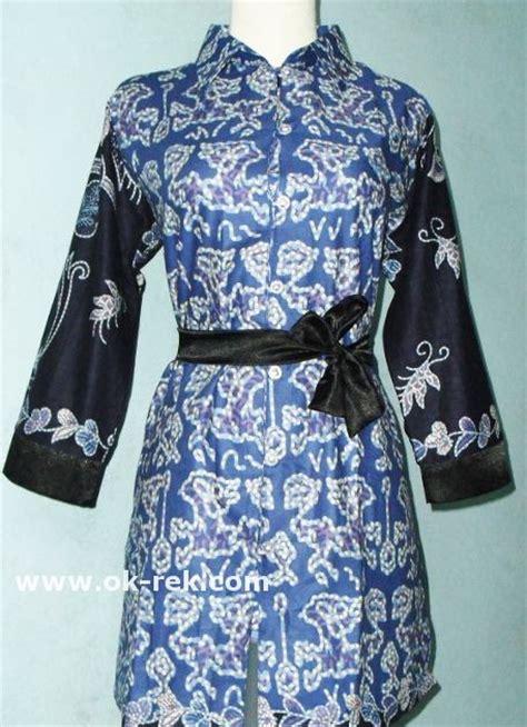Pakaian Batik Pria Terbaru Seragam Batik Murah Kemeja Batik Grosir Hem grosir baju muslim murah blus rianti seragam kerja batik