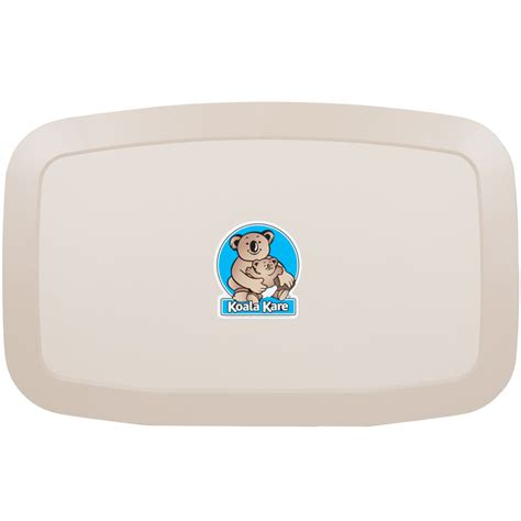 Baby Changing Station With Style by Koala Kare Products Kb200 11 Horizontal Polypropylene Baby