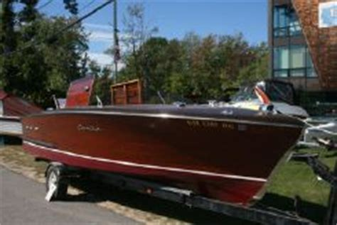 fay s boat yard gilford nh 1927 chris craft cadet power boat for sale www