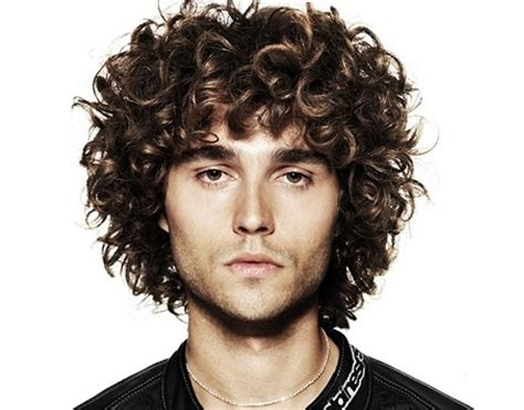 hairstyles for boys with thick wavy hair curly hairstyles for men beautiful hairstyles