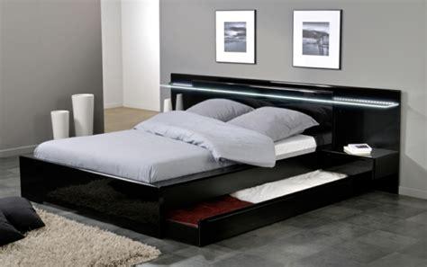 platform beds  drawers storage ideas interior