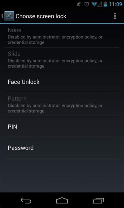 pattern lock encryption everything you need to know about customizing android s