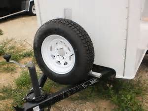 Trailer Tire Mounting Cost Custom Aluminum Adjustable Spare Tire Mount Tongue Trailer