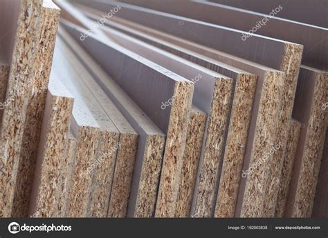 Mdf Particle Board Wood Panels Of Different Thicknesses