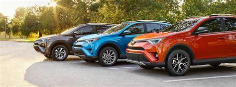 Toyota Rav4 Xle Vs Limited 2016 Toyota Rav4 Hybrid Xle Vs Limited