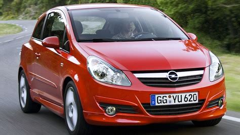 Opel Corsa D Auto Bild by Opel Corsa D Autobild De