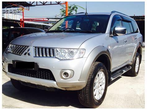 mitsubishi pajero 2 5 2011 technical specifications
