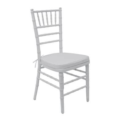 sedia americana sedia quot americana quot fusto bianco seduta con cuscino bianco