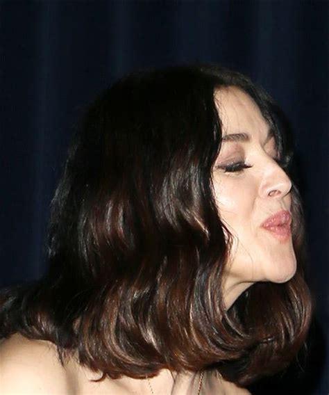monica bellucci face shape monica bellucci hairstyles in 2018