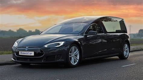 What Is The Tesla The Tesla Hearse Will Your Self Driving Model S